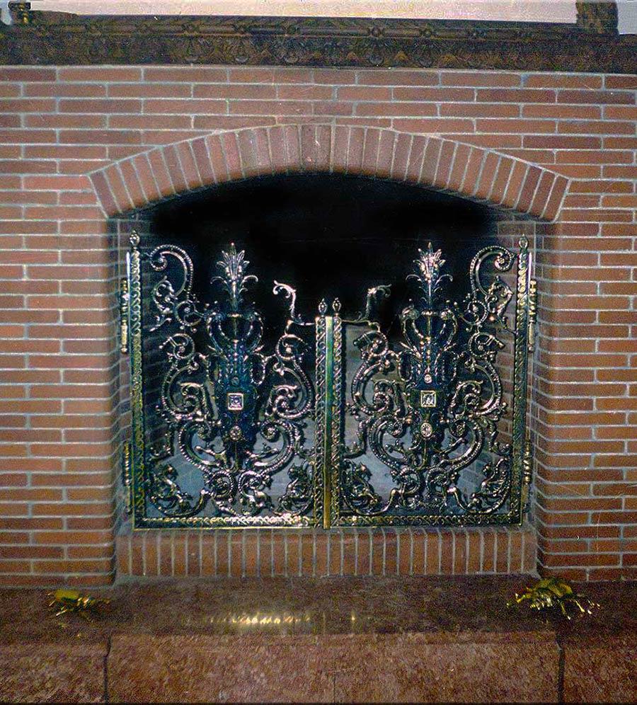 каминные дверцы на заказ