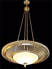 люстра ампир 3 лампы
