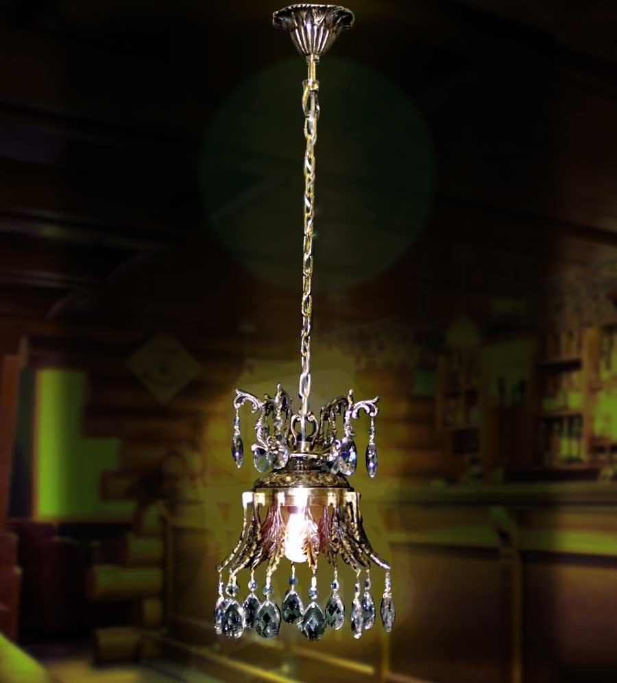 Подвесной светильник для барной стойки 1 ламп