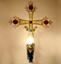 изготовление крестов из металла